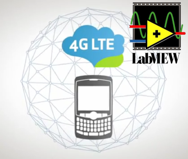 LTE System Design Using LabVIEW